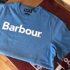 Barbour shirt for men size medium